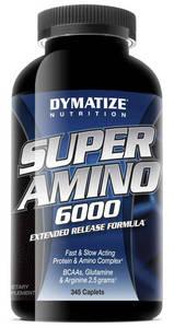 купить аминокислоты Dymatize Nutrition Super Amino 6000 в Архангельске